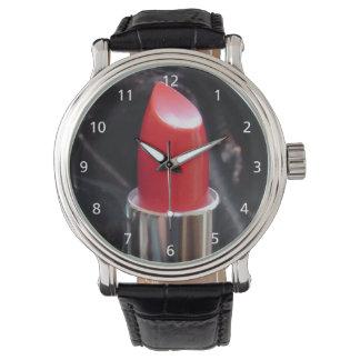 Red Lipstick Watch