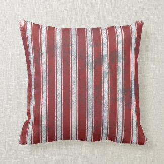 Red lists cushion