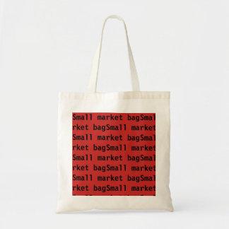 Red litle bag