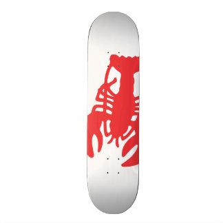Red Lobster Skate Deck
