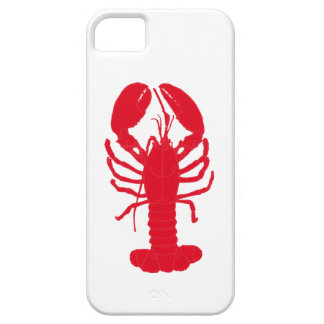 Red Lobster Tales Barely There iPhone 5 Case
