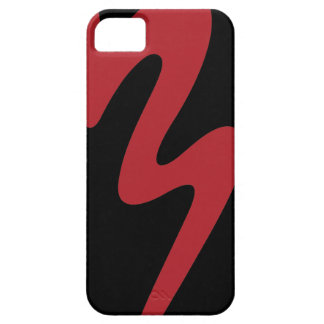 Red Logo Cell Phone Case  - Batavia Marching Band