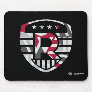 Red Logo - Collection - Mousepad