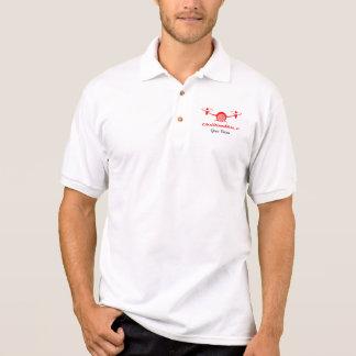 Red Logo Polo Shirt