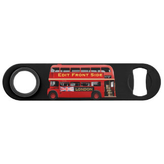 Red London Bus Themed