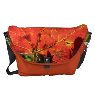 Red Lonely Messenger Bag (2.0)