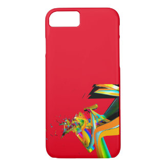 Red Look iPhone 8/7 Case
