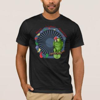 "Red-Lored Amazon ""Winglet"" (dk) T-Shirt"