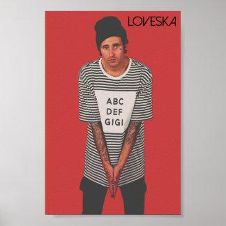 Red Loveska poster
