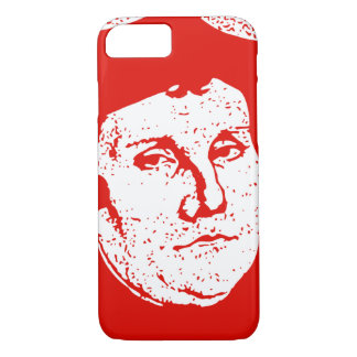 Red Luther iPhone 8/7 Case