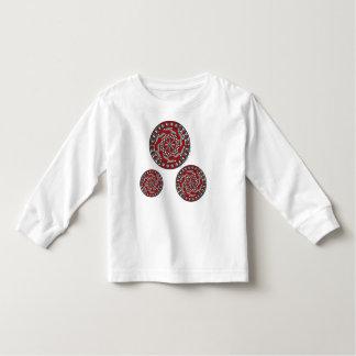 Red Machinery Kid's and Baby Light Shirt
