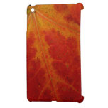 Red Maple Leaf iPad Mini Case