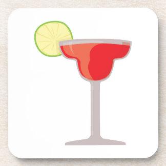 Red Margarita Coaster