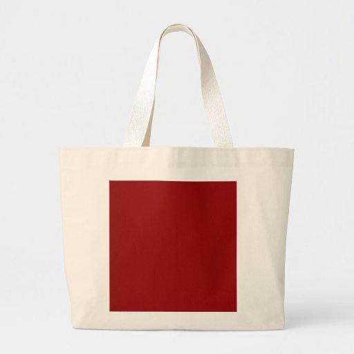 Red maroon bag