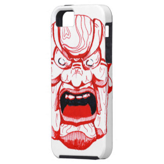 Red Mask iPhone 5 Case