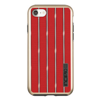 Red Metalic Texture iPhone 7 Case
