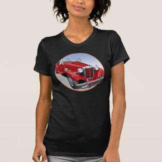 Red MG TD T Shirt