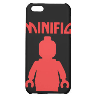 RED MINIFIG by Customize My Minifig iPhone 5C Covers