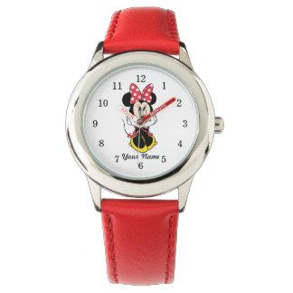 Red Minnie | Head in Hands Watch