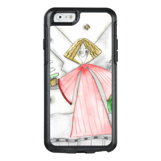 Red Mod Angel OtterBox iPhone 6/6s Case