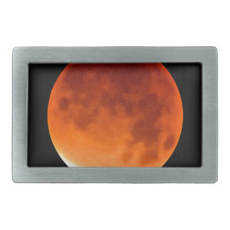 Red Moon Risiing Belt Buckles