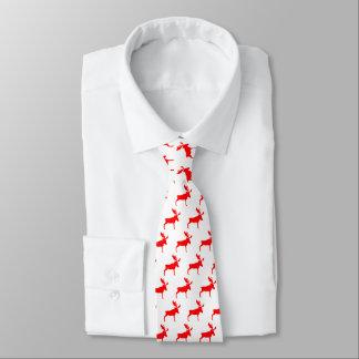 Red Moose Tie