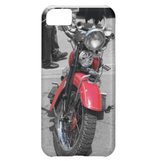 Red Motorcycle iPhone 5C Case