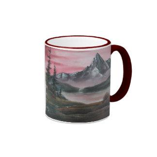 Red Mountain Lake Mug