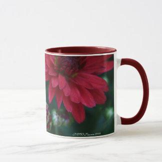 Red Mum Mug