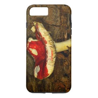 Red Mushroom iPhone 7 Plus Case