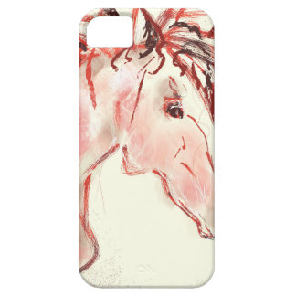 Red Mustang iPhone 5 Cover