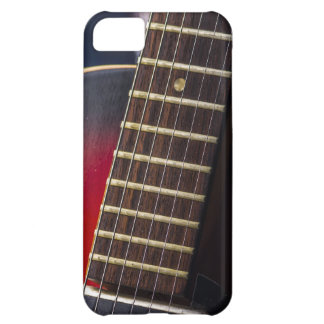 Red Neck HollowBody Guitar Pick-up iPhone 5C Case