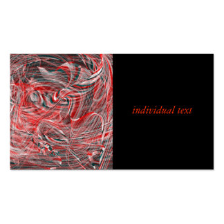 red network business card