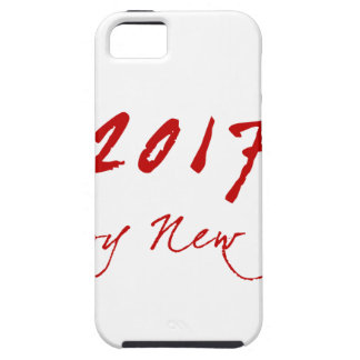 Red New-Year iPhone 5 Covers