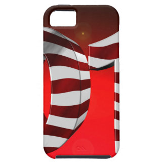 Red New-Years-Day iPhone 5 Cases