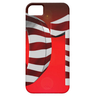 Red New-Years-Day iPhone 5 Cover
