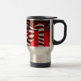 Red New-Years-Day Travel Mug