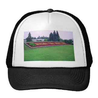 Red Niagara Parks, Botanical Gardens, Niagara Fall Mesh Hat