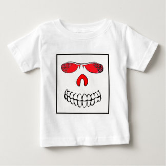Red Nosed Smile Baby T-Shirt
