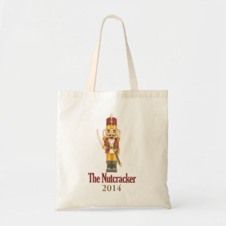 Red Nutcracker Tote Bag