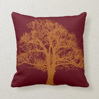 Red Oak Tree American Mojo Pillow Cushions