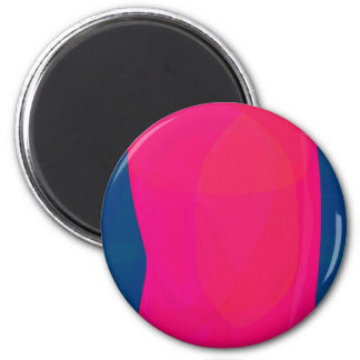 Red Object Refrigerator Magnet