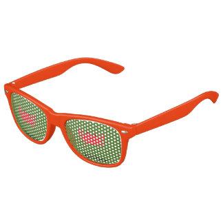 Red of sea crab kids sunglasses