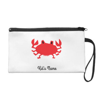 Red of sea crab wristlet