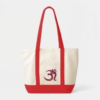 Red Om Bag