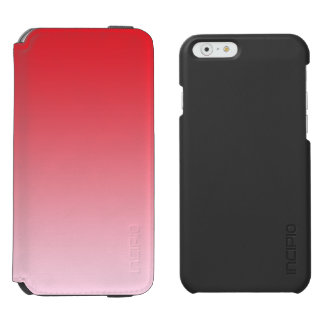 Red Ombre Incipio Watson™ iPhone 6 Wallet Case