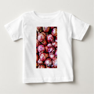 Red Onion Baby T-Shirt