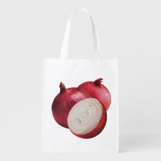 Red Onion Reusable Bag