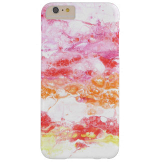 Red, Orange & Yellow abstract Barely There iPhone 6 Plus Case