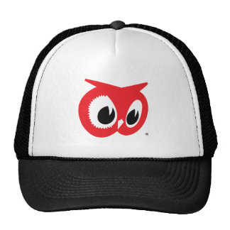 Red Owl Grocery Store Hat - Vintage Trucker Style